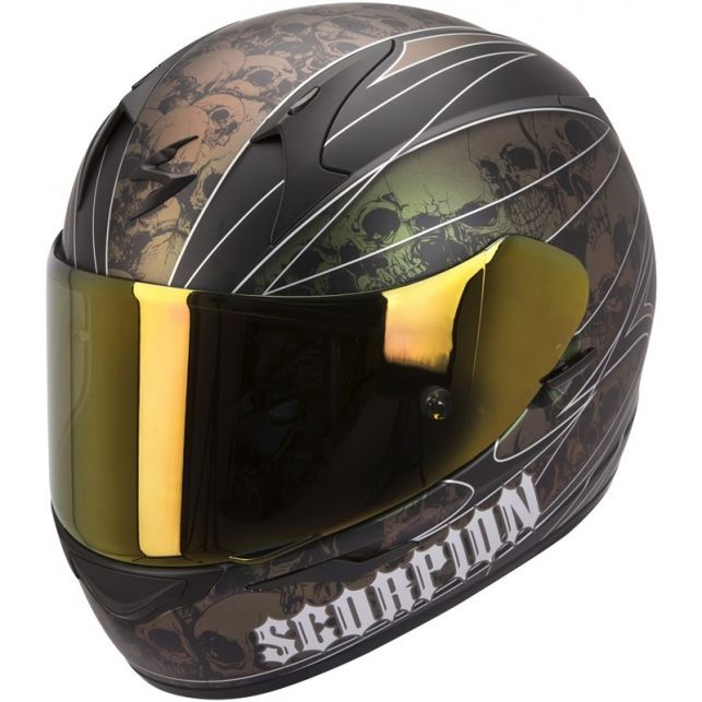 CASQUE INTÉGRAL SCORPION EXO-410 AIR UNDERWORLD