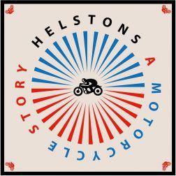 FOULARD HELSTON'S SCARF SUN TISSU