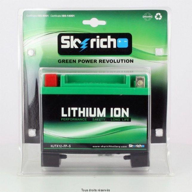 Batterie SKYRICH YTX12-BS / HJTX12(L)FP-S Lithium