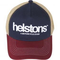 CASQUETTE  HELSTON'S LOGO
