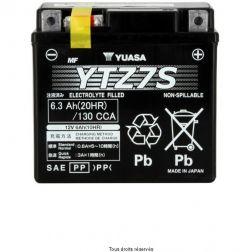 Batterie YUASA YTZ7-S sans entretien