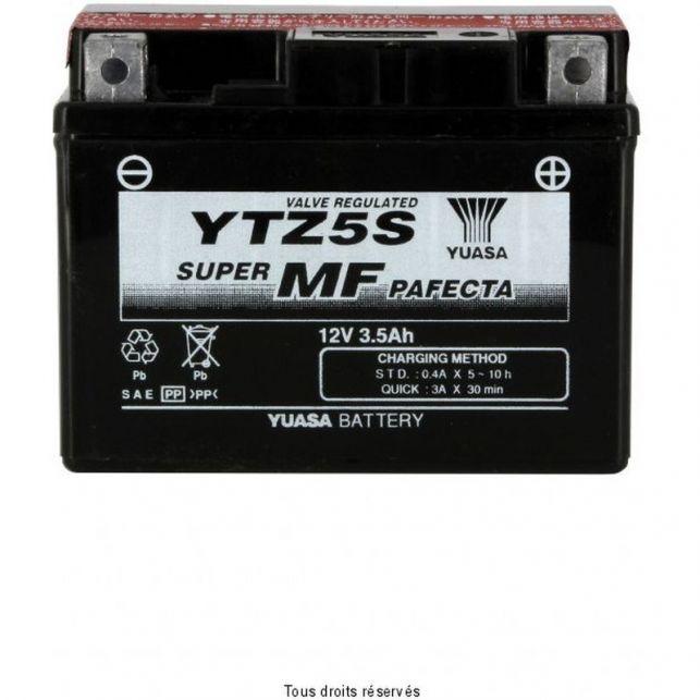 Batterie YUASA TTZ5-S sans entretien
