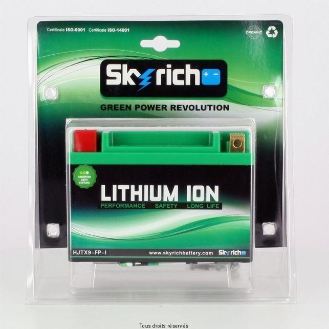 Batterie SKYRICH YTX9-BS / HJTX9(L)-FP Lithium