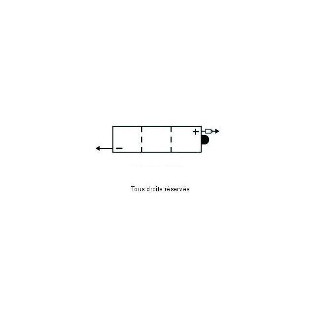 Batterie KYOTO 6N4-2A-7 avec entretien