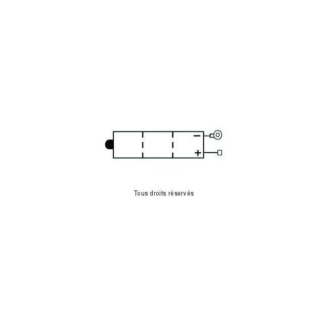 Batterie KYOTO 6N4A-4D avec entretien