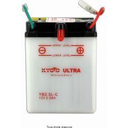 Batterie KYOTO YB2.5L-C avec entretien