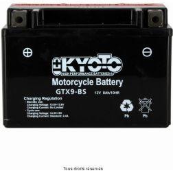 Batterie KYOTO YTX9-BS sans entretien