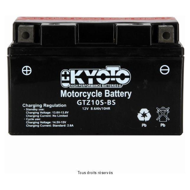 Batterie KYOTO YTZ10S-BS sans entretien
