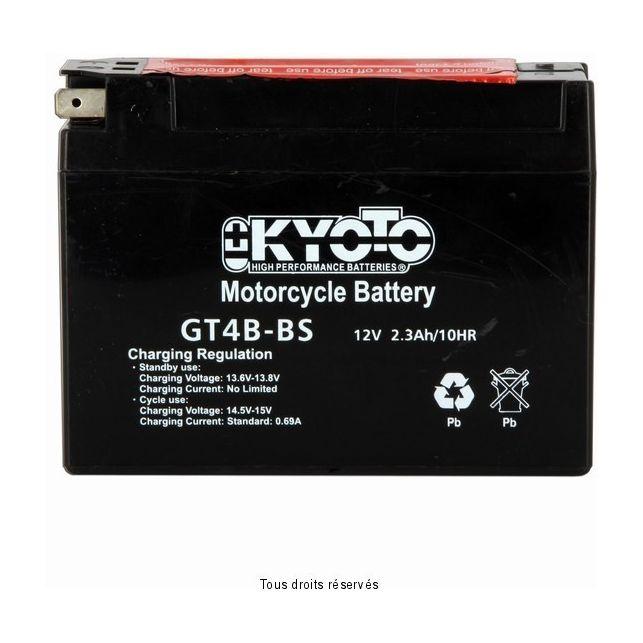 Batterie KYOTO YT4B-BS sans entretien