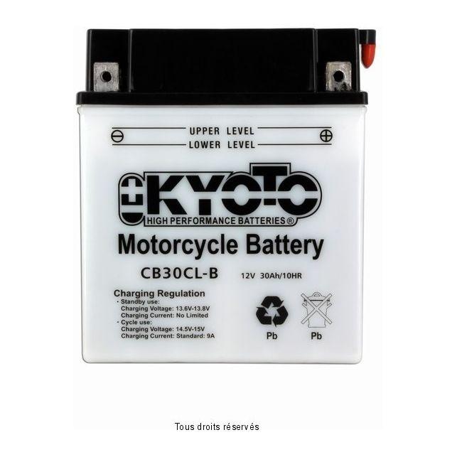 Batterie KYOTO YB30CL-B avec entretien