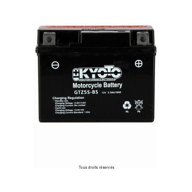 Batterie KYOTO YTZ5S-BS sans entretien