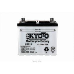 Batterie KYOTO U1R-9 avec entretien