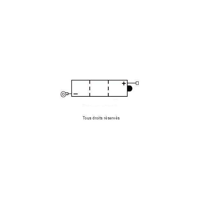 Batterie MOTORCYCLE BATTERY 6N4-2A-2 avec entretien