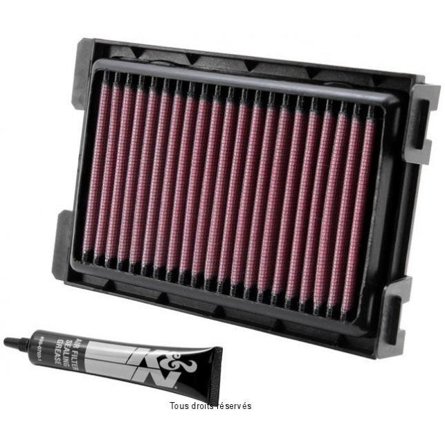 Filtre à air Lavable K&N HA-2511
