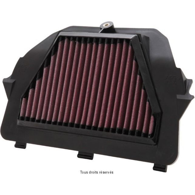 Filtre à air Lavable K&N YA-6008
