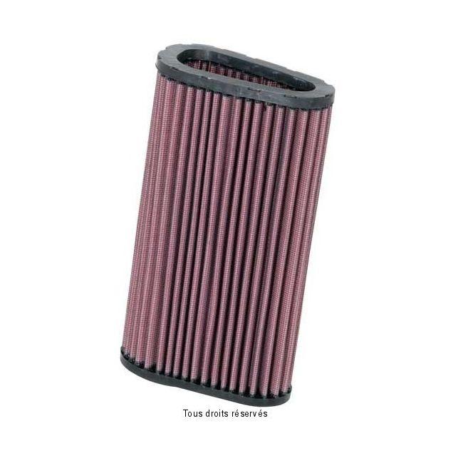 Filtre à air Lavable K&N HA-5907