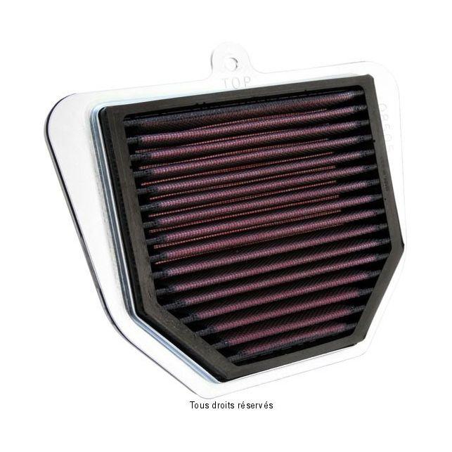 Filtre à air Lavable K&N YA-1006