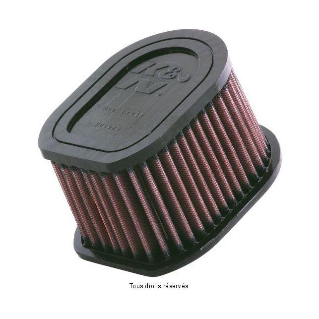 Filtre à air Lavable K&N KA-1003