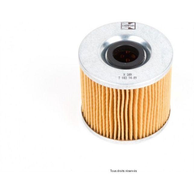 Filtre à huile CHAMPION 97X309 Suzuki