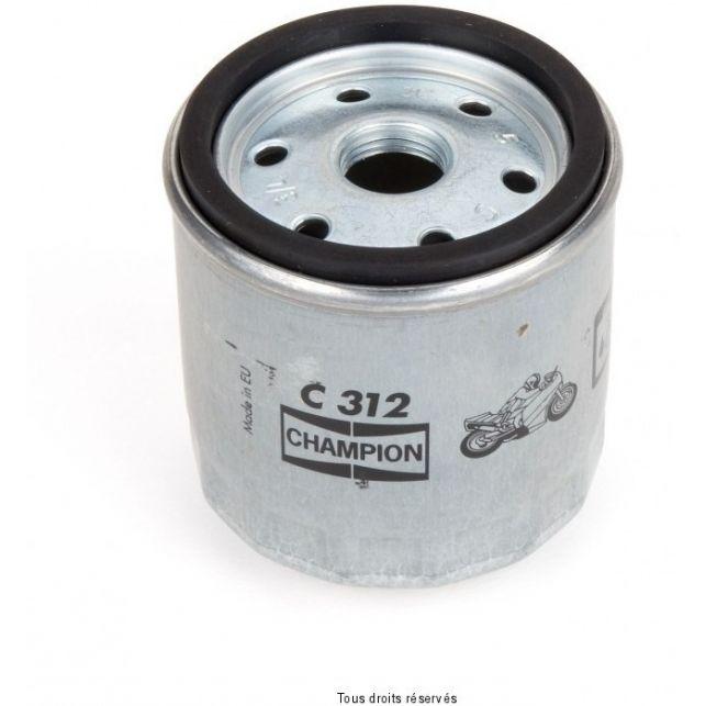 Filtre à huile CHAMPION 97C312 Bmw
