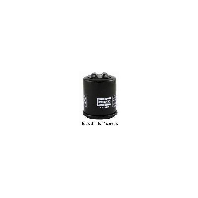 Filtre à huile CHAMPION 97COF083 Piaggio Aprilia