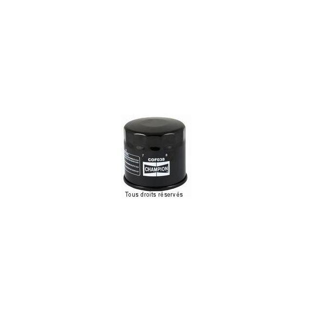 Filtre à huile CHAMPION 97COF038 Suzuki