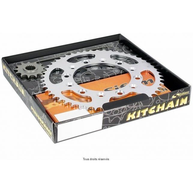 Kit chaine SIFAM Tm 125 Cross/Enduro Hyper Oring An 05/00 02 kit13 51