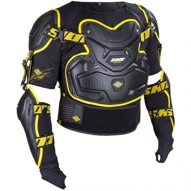 GILET DE PROTECTION SHOT INTERCEPTOR